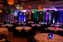 Confrence Lighting Hire - Fairmont Resort Blue Mountains