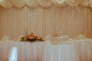 Bridal Table for wedding
