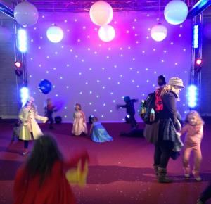Winter Magic Family Fun Stage 2015