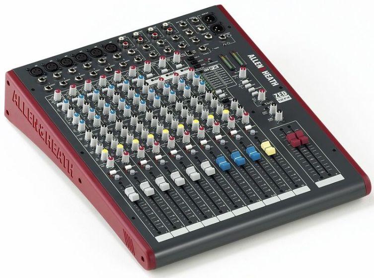 Audio Consoles