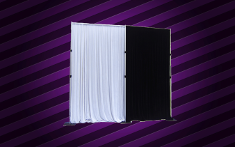 Black or White Draping