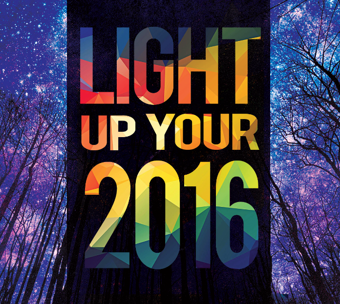 Light up your 2016